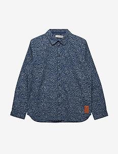 Shirt Mickey - skjorter - dark indigo