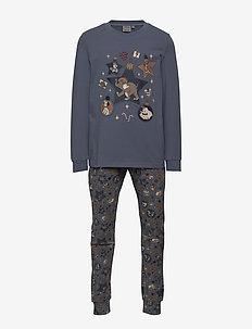 Boy Nightwear Disney X-Mas - sets - flintstone