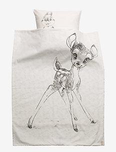 Bambi Baby Bedlinen (DK) - beddings - ivory