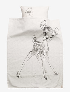 Bambi Baby Bedlinen (NO) - literie et couvertures - ivory
