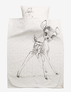 Bambi Junior Bed linen (NO) - IVORY