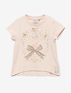 T-Shirt Tinker Bow - cartoon - powder