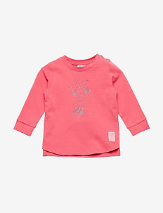 T-Shirt Minnie Glitter - cartoon - claret red