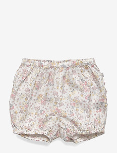 Nappy Pants Ruffles Tinker Bell - shorts - ivory