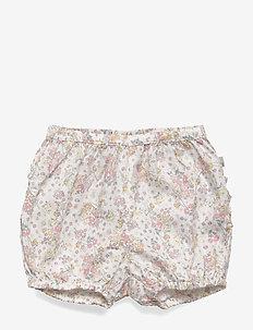 Nappy Pants Ruffles Tinker Bell - shorts - ivory