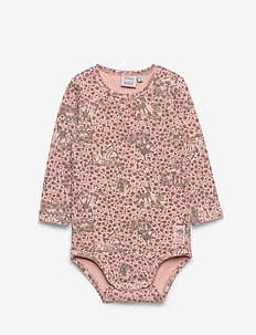 Body Bambi - long-sleeved - misty rose