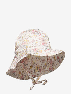 Baby Girl Sun Hat Tinker Bell - sonnenhüte - ivory