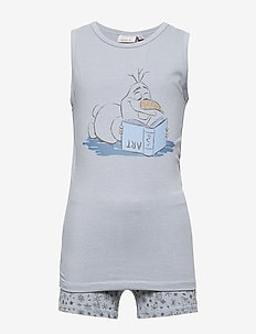 Boys Underwear Olaf Reading - zestawy - dove