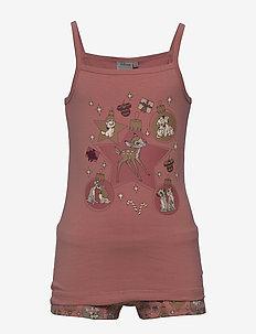 Girls Underwear Disney X-Mas - sets - soft rouge