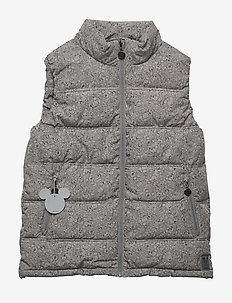 Down Vest Mickey - GREY