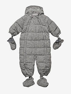 Down Suit Mickey - GREY