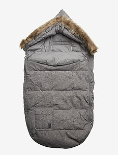 Down Sleeping bag Mickey - GREY