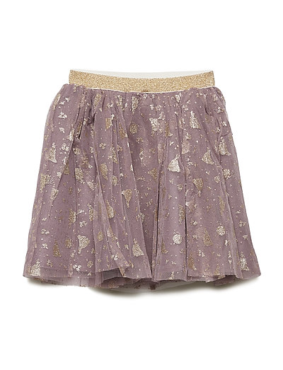 Skirt Tulle Cinderella - DUSTY ROUGE