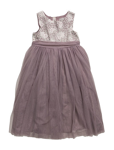 Dress Rapunzel - DUSTY LILAC