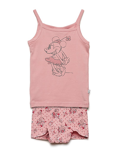 Girls Underwear Minnie - BLUSH