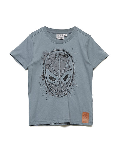 T-Shirt Spider Face - STORMY WEATHER
