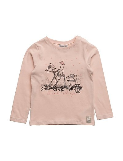 T-Shirt Bambi and Thumper - POWDER