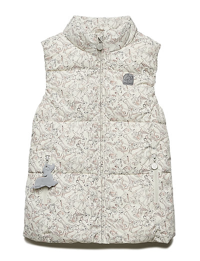 Down Vest Bambi - PALE ROSE