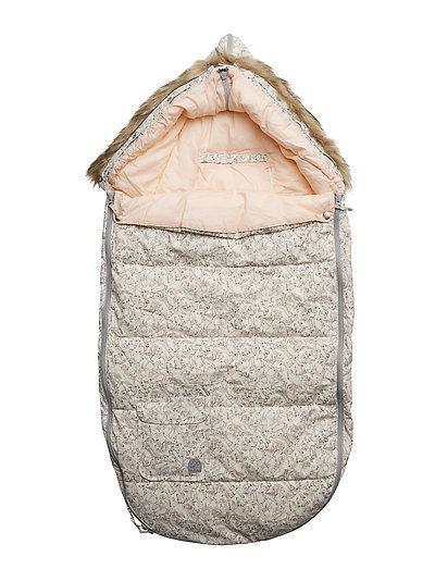 Down Sleeping bag Bambi - PALE ROSE