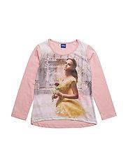 Long Sleeved Shirt - ROSE