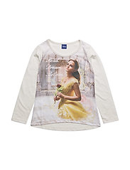 Long Sleeved Shirt - SNOW WHITE