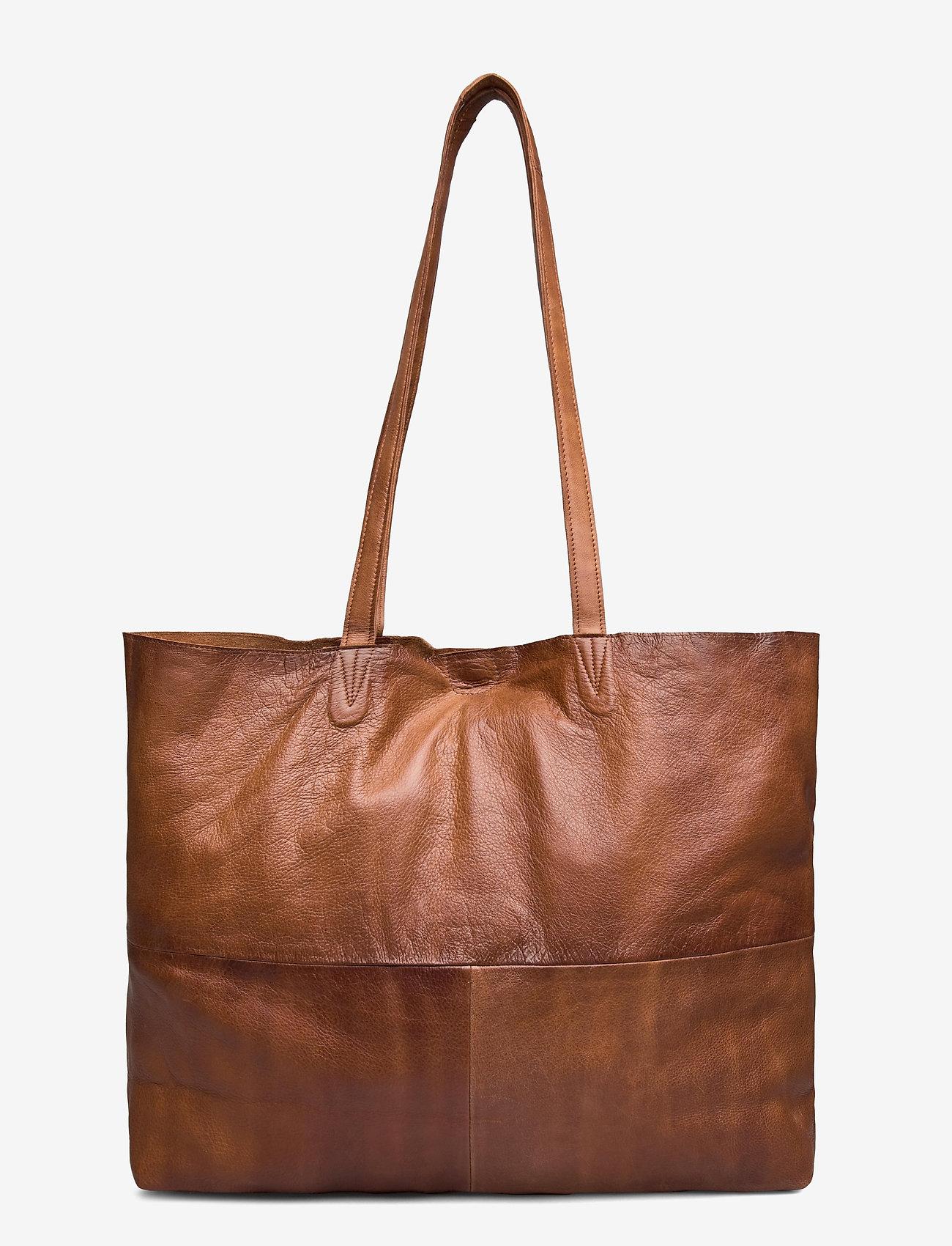 RE:DESIGNED EST 2003 - Marlo Urban - shoppingväskor - walnut - 0