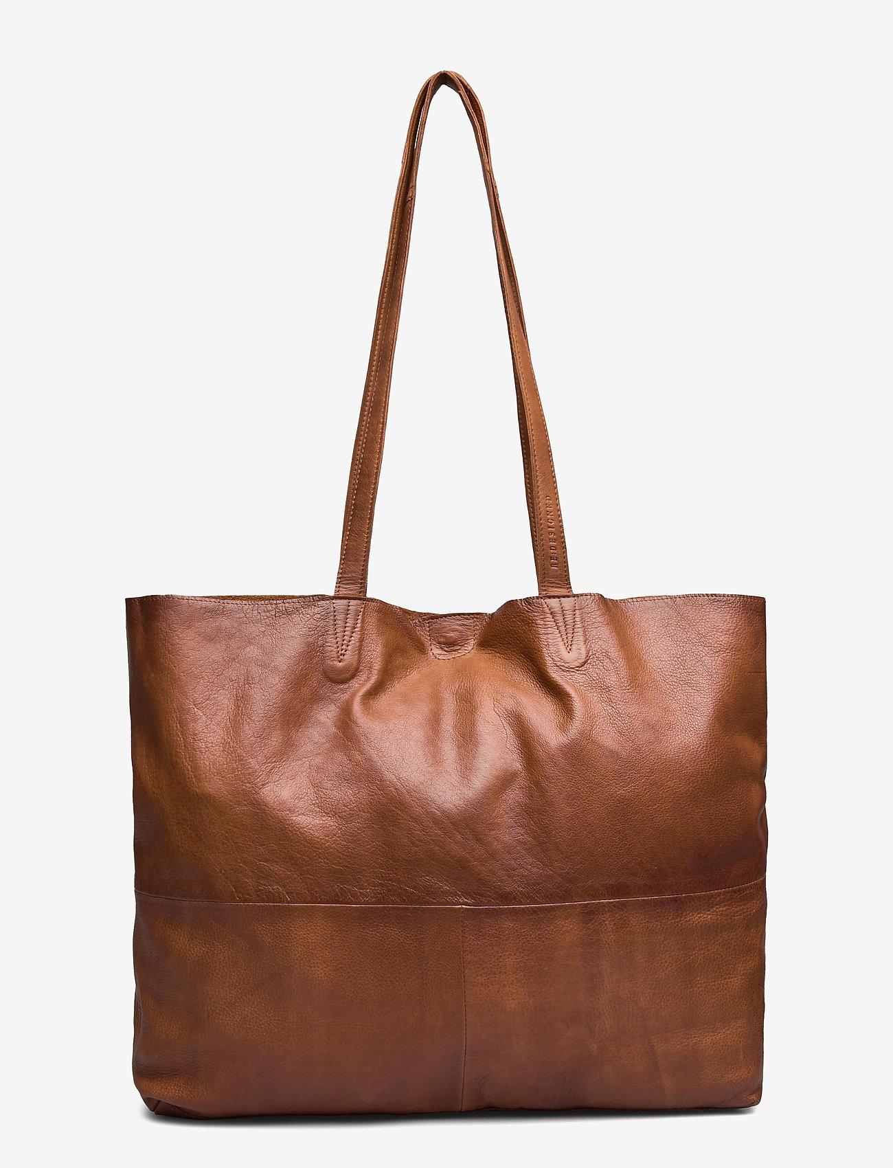RE:DESIGNED EST 2003 - Marlo Urban - shoppingväskor - walnut - 1