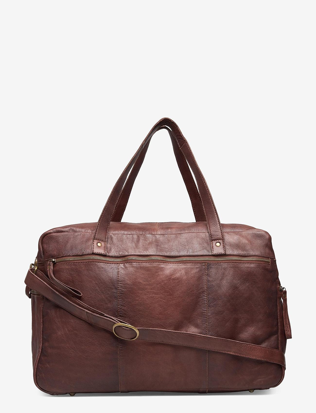 RE:DESIGNED EST 2003 - Signe Urban - weekend bags - brown - 0