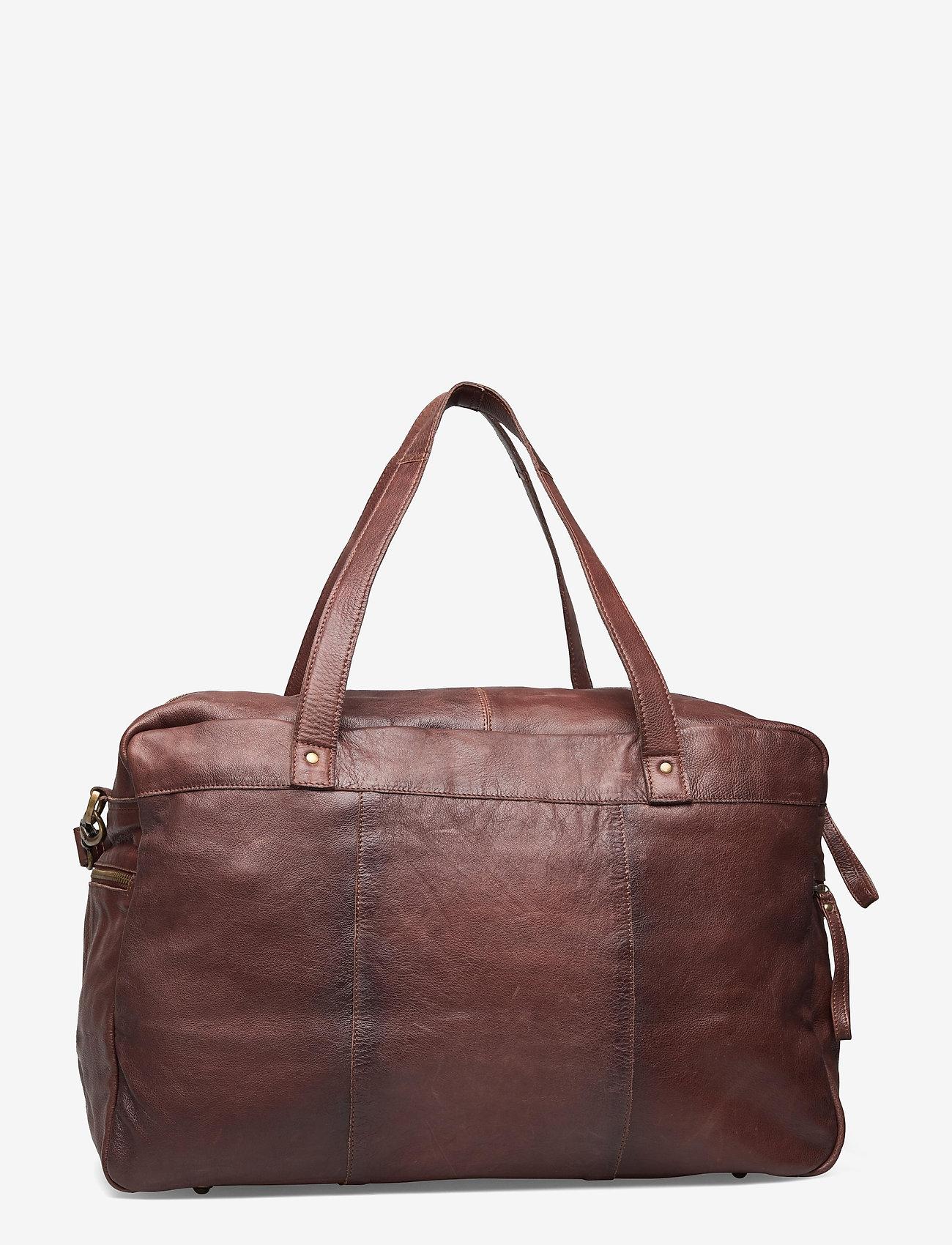 RE:DESIGNED EST 2003 - Signe Urban - weekend bags - brown - 1