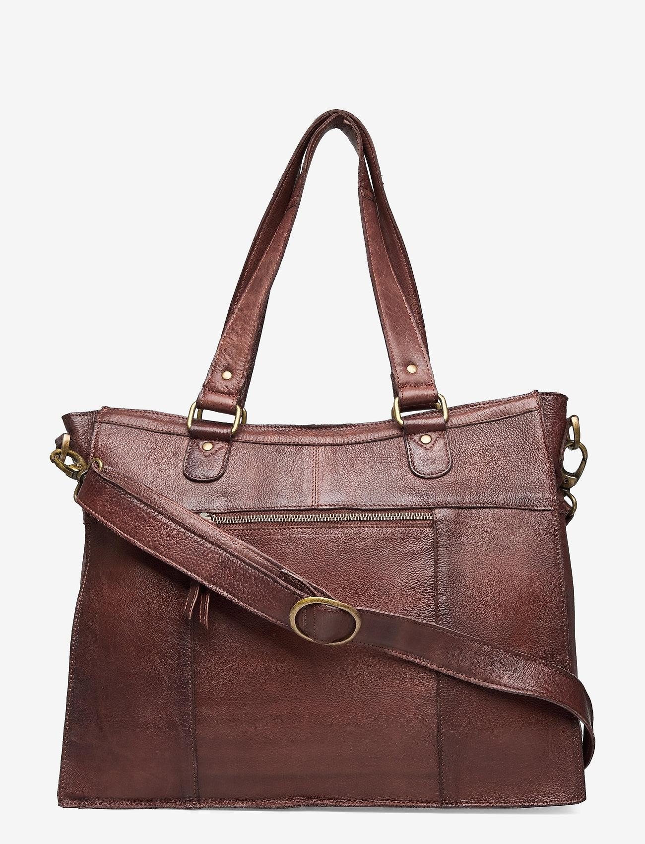 RE:DESIGNED EST 2003 - Molly Urban - shoppingväskor - brown - 0