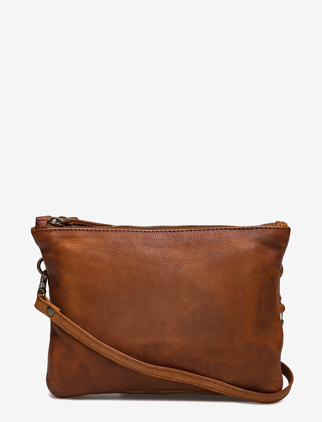 RE:DESIGNED EST 2003 - Oslo Vintage (ACER) - shoulder bags - cognac - 1
