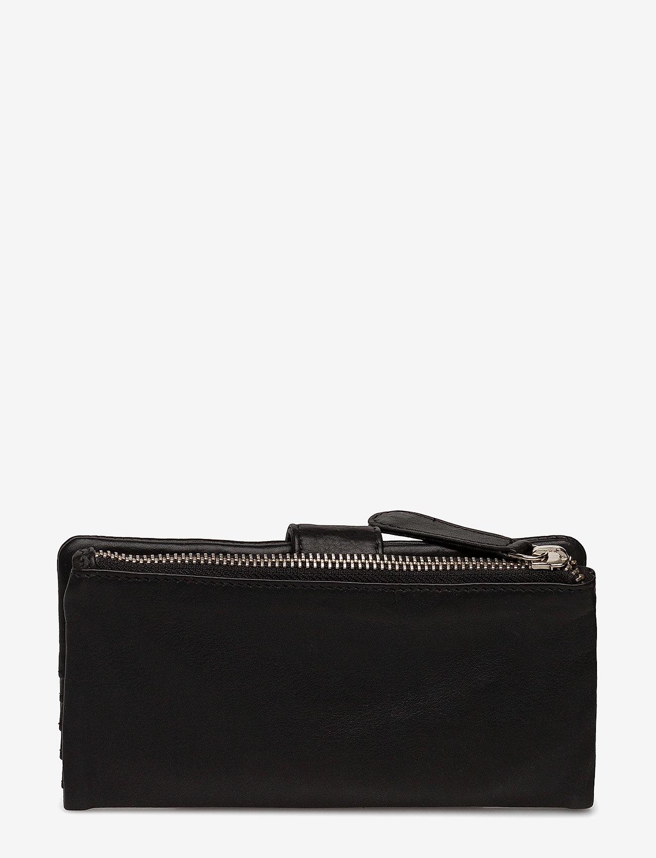 RE:DESIGNED EST 2003 - Netti - plånböcker - black - 1