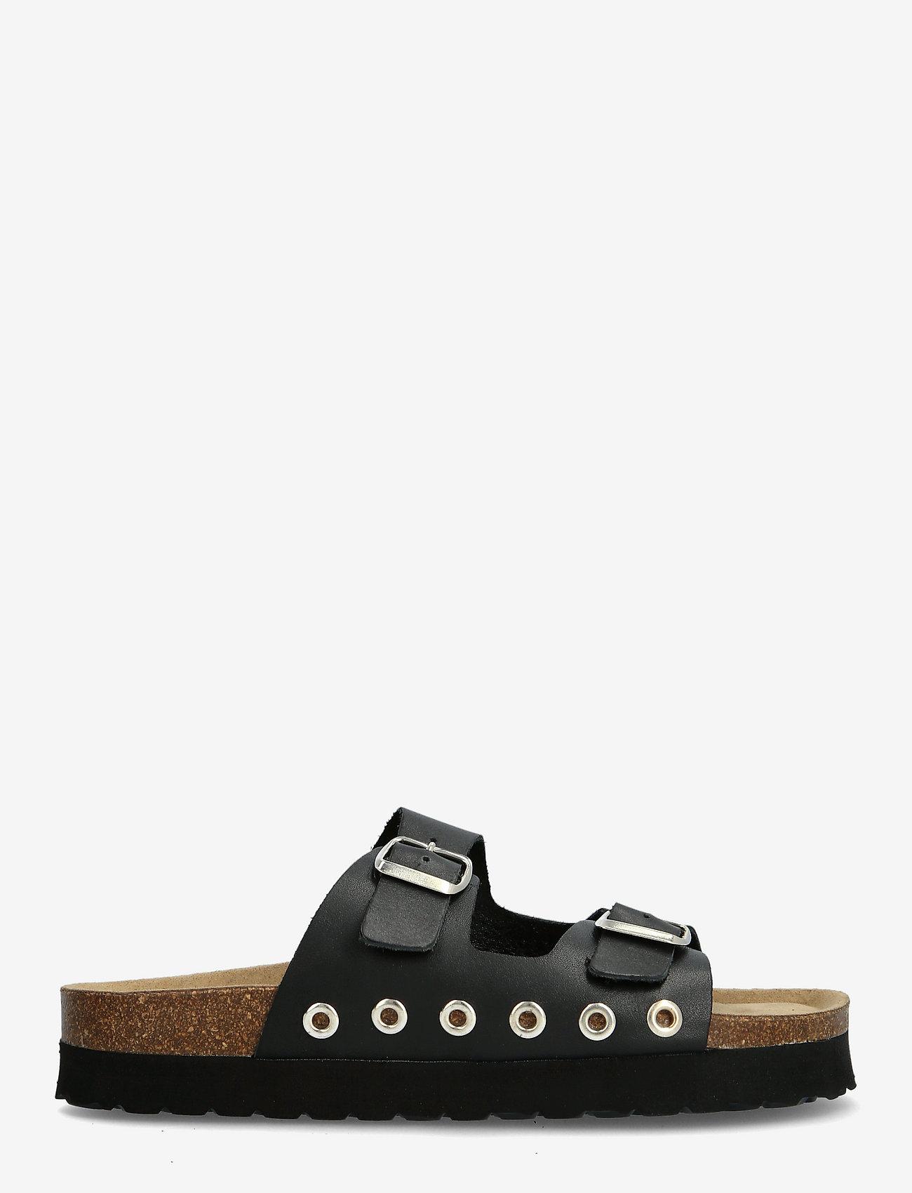 RE:DESIGNED EST 2003 - Suzy - platta sandaler - black - 1