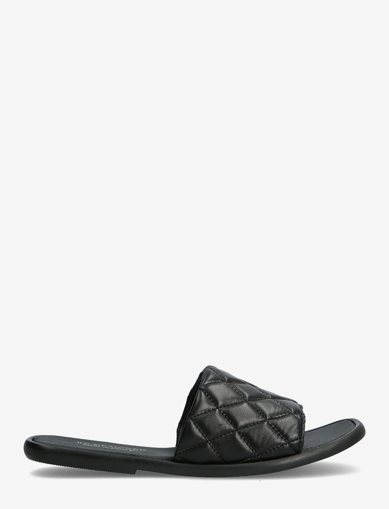 RE:DESIGNED EST 2003 - Nadja - platta sandaler - black - 1