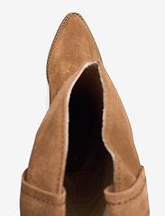 RE:DESIGNED EST 2003 - Darla Suede - lange laarzen - cognac - 3