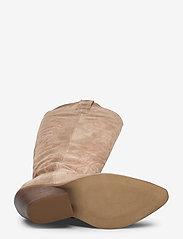 RE:DESIGNED EST 2003 - Darla Suede - höga stövlar - mushroom - 4
