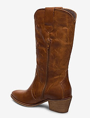 RE:DESIGNED EST 2003 - Rylee - ankle boots with heel - cognac - 2