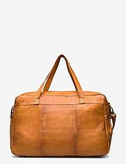 RE:DESIGNED EST 2003 - Signe Urban - weekend bags - burned tan - 1