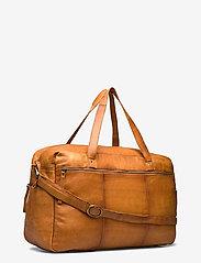 RE:DESIGNED EST 2003 - Signe Urban - weekend bags - burned tan - 2