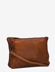 RE:DESIGNED EST 2003 - Oslo Vintage (ACER) - shoulder bags - cognac - 3