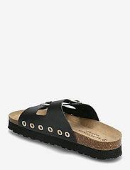 RE:DESIGNED EST 2003 - Suzy - platta sandaler - black - 2