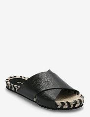 RE:DESIGNED EST 2003 - Abbi - platta sandaler - black - 0