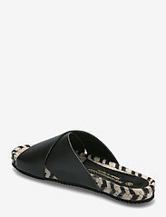 RE:DESIGNED EST 2003 - Abbi - platta sandaler - black - 2