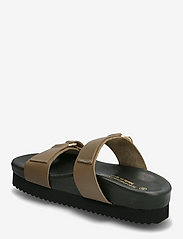RE:DESIGNED EST 2003 - Calinas - platta sandaler - khaki - 2