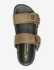RE:DESIGNED EST 2003 - Calinas - platta sandaler - khaki - 3