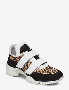 Alys - chunky sneakers - leopard