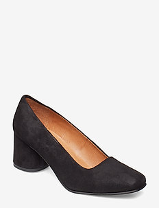 Jolie Suede - klassiske pumps - black