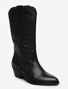 Rylee - ankle boots with heel - black