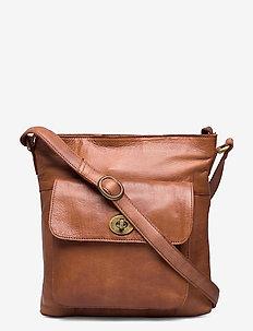 Kay Urban - shoulder bags - walnut