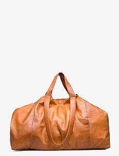 Fie - weekend bags - burned tan